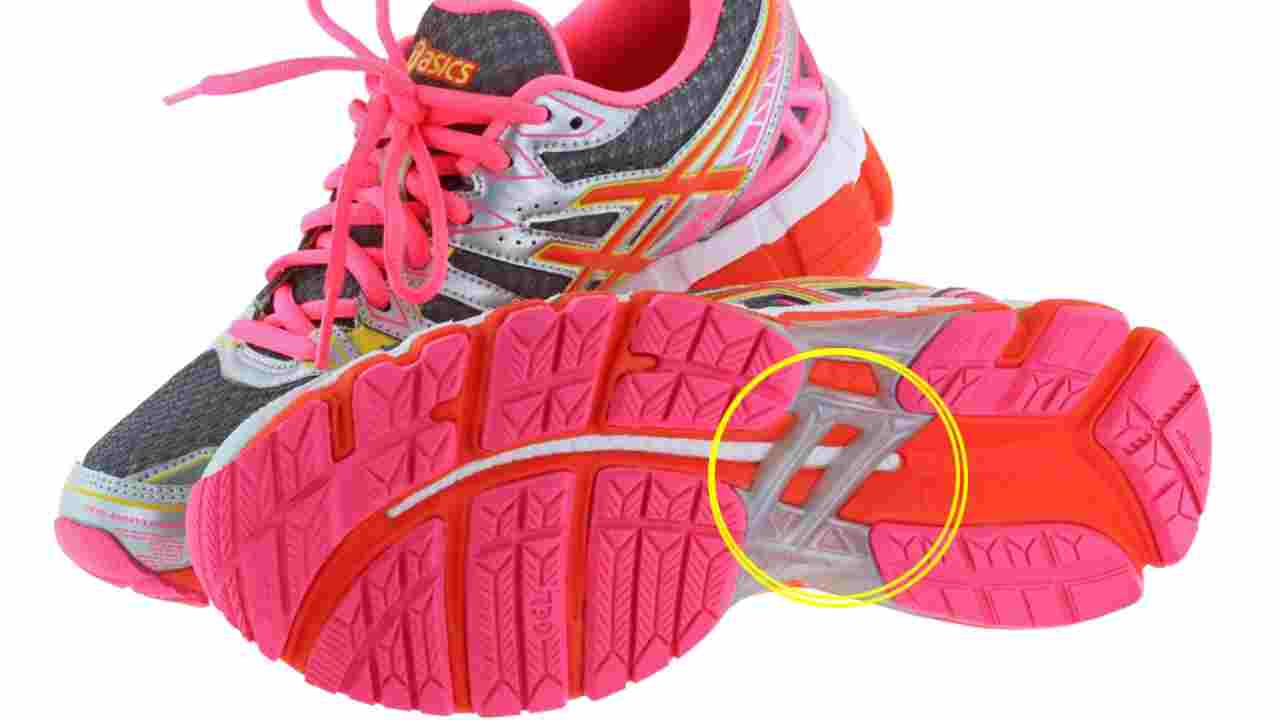 asics shoes for overpronation