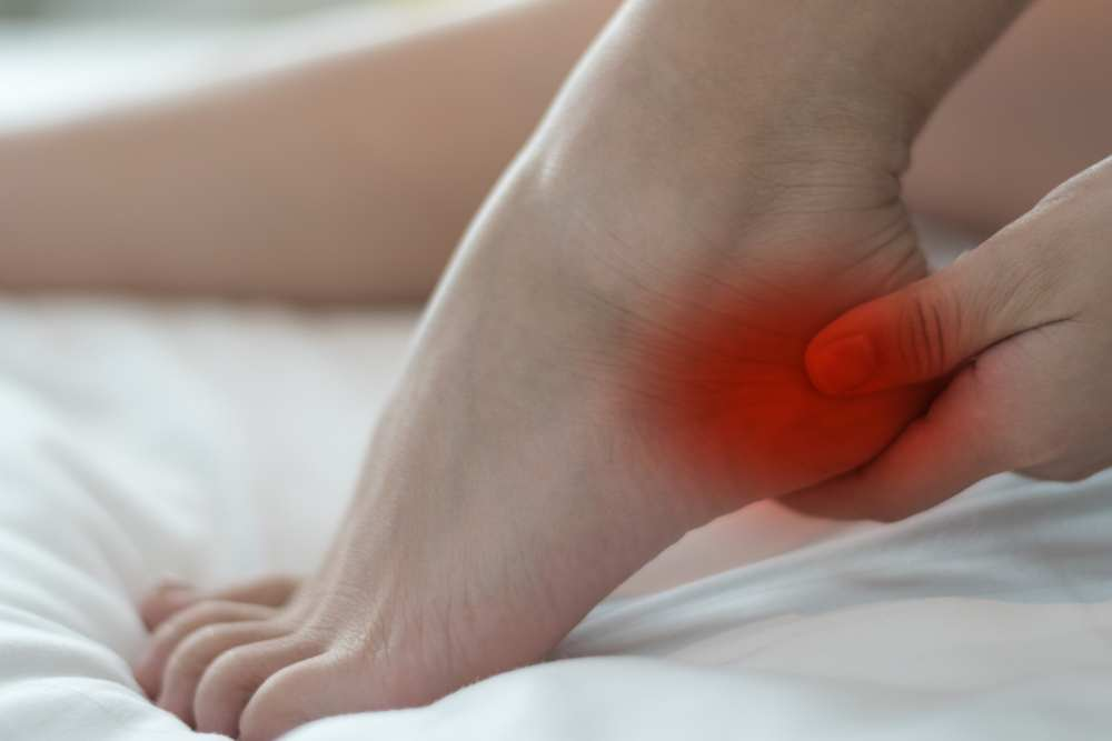 sick note for plantar fasciitis