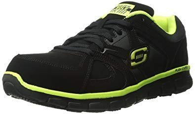 alloy toe work shoes for foot safety
