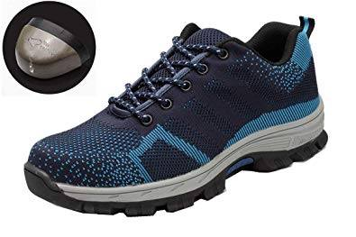 most comfortable steel toe shoes for women with plantar fasciitis
