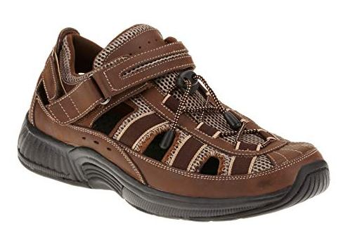 3fd1530f74 Orthofeet Comfortable Plantar Fasciitis Men's Sandals · doctor recommended  shoes for heel pain
